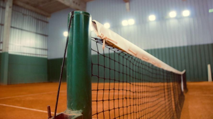 O Monterey - Esportes - Quadra de Tênis em Saibro
