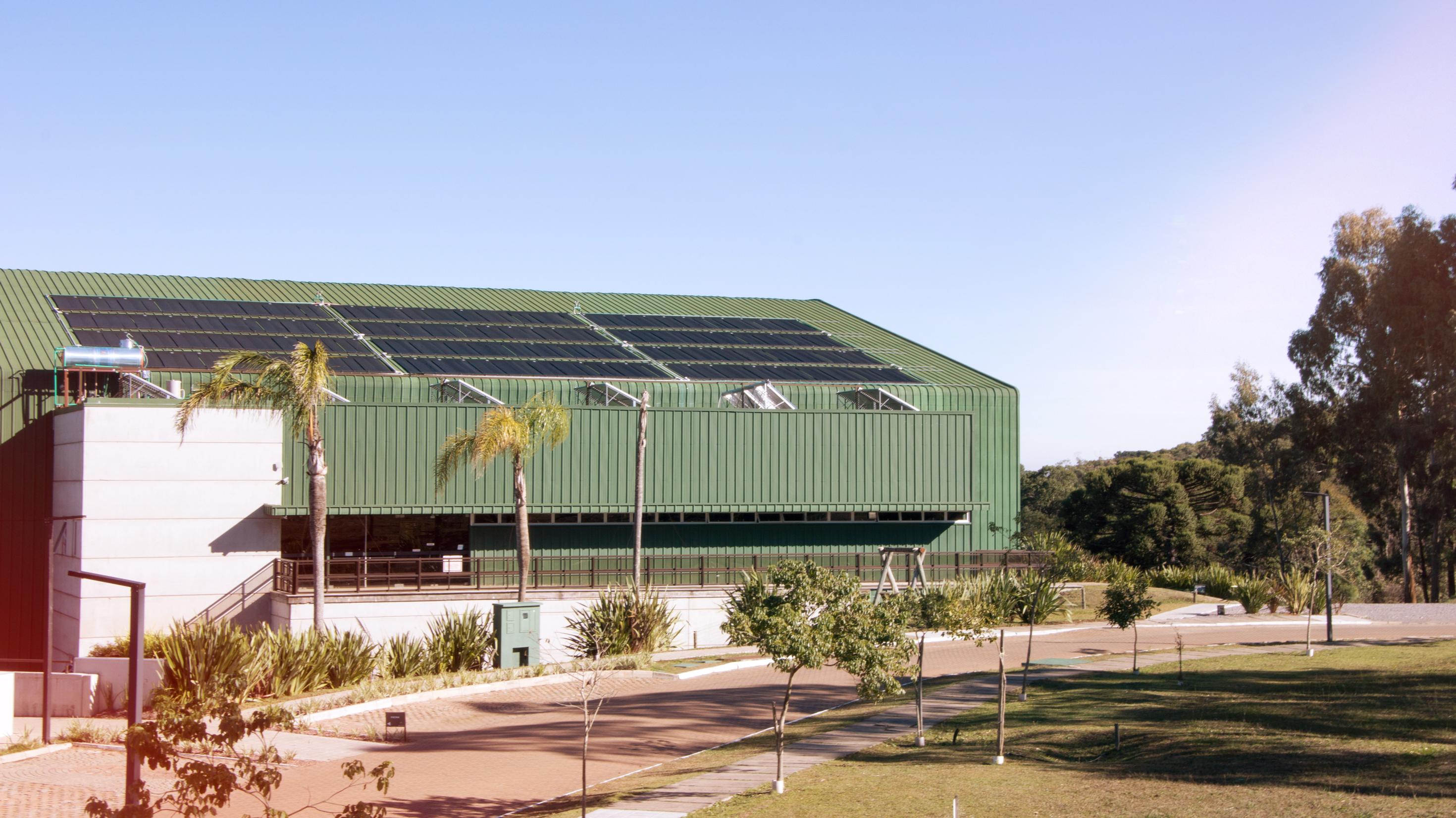 O Monterey - Esportes - Centro de Esportes