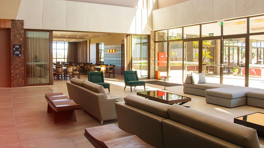 O Monterey - Lazer - Foyer